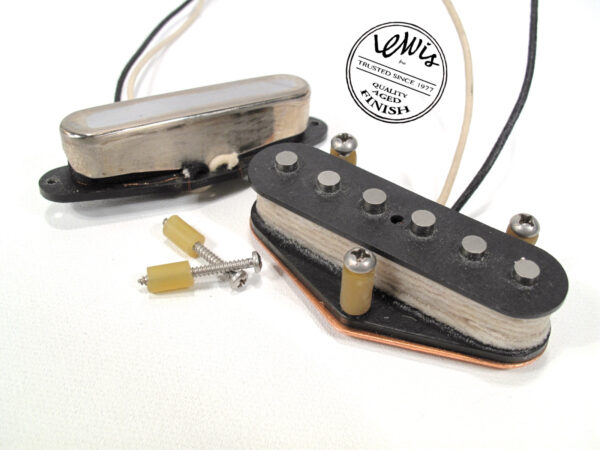 L50S Tele Pickups Hand Wound