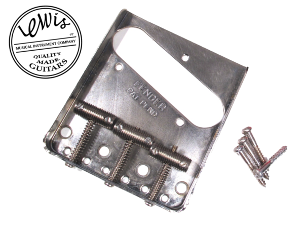 3 Threaded Saddle Tele Bridge
