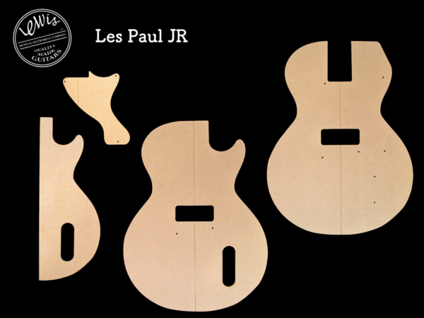 Les Paul JR single cut
