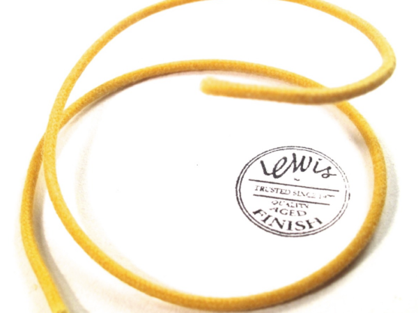 Yellow Cloth Wire